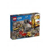 Lego City - Bergbauprofis - Bergbauprofis an der Abbaustätte 60188