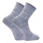 Kopi Zokks Liner Wool Grey 2-PACK: 35-38