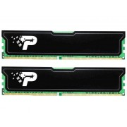 Модуль памяти Patriot Memory DDR4 DIMM 2666MHz PC-21300 CL19 - 16Gb KIT (2x8Gb) PSD416G2666KH