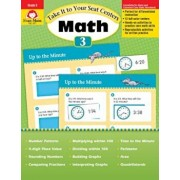 Take It to Your Seat Math Centers Grade 3, Paperback/Evan-Moor Educational Publishers