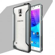 Армирана рамка (Bumper) за Samsung Galaxy Note 4 N910 - черна