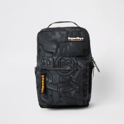 Superdry Mens Superdry Khaki camo Academic backpack (One Size)