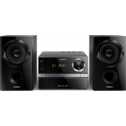 Micro Sistem Audio Philips BTB1370/12, CD/Mp3 Player, Radio FM, 30 W, Bluetooth (Negru)