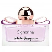 Signorina - Salvatore Ferragamo 100 ml EDT SPRAY SCONTATO (no tappo)