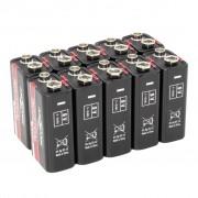 Ansmann Przemysłowe baterie alkaliczne 9V E-Block, 10 szt, 1505-0001