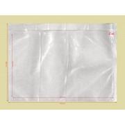 Csomagkísérő tasak, Okmánytasak (Dokifix tasak) C/4 öntapadós