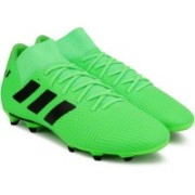 ADIDAS NEMEZIZ MESSI 18.3 FG Football Shoes For Men(Green)