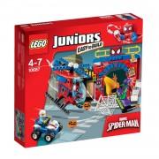 LEGO Juniors Spider-Man: de schuilplaats 10687