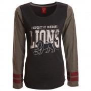 AFL Ladies Property Long Sleeve Tee Brisbane Lions [Size:12]