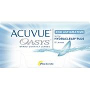 ACUVUE OASYS for ASTIGMATISM - 6 lenzen