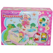 Japanese Sanrio Hello Kitty Mini Town Playground Playset