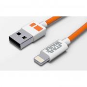 USB Tribe Star Wars BB-8 Lightning Cable - сертифициран Lightning кабел за iPhone, iPad и iPod с Lightning (120 см)