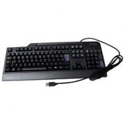 Lenovo SK-8825 USB Black Keyboard