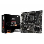 MB, MSI B450M PRO-VDH MAX /AMD B450/ DDR4/ AM4 (911-7A38-043)