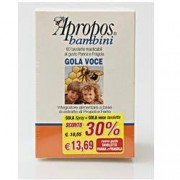 DESA PHARMA Srl Apropos Bb Gola Spr+voce 60tav (931357053)