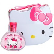 Disney Hello Kitty lote de regalo I. eau de toilette 100 ml + táper de merienda