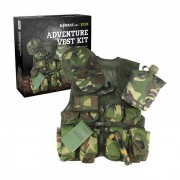KOMBAT | Set JUNIOR dětský ADVENTURE VEST KIT DPM