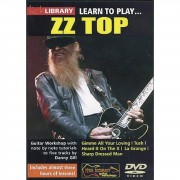 Roadrock International Lick library - ZZ TOP Learn to play (Guitar), DVD