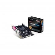 Tarjeta Madre Gigabyte GA-F2A68HM-DS2H S-FM2+ 2XDDR3 2133(OC) VGA HDMI SERIAL LPT1 2XUSB3.0 MATX