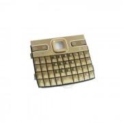 Teclado Nokia E72 Qwerty Castanho Original