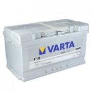 Baterie auto Varta Silver Dynamic 85Ah 12V 800A F18 cod 585200 080