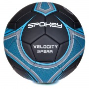 fotbal minge Spokey VELOCITY Spear negru-albastru vel.5
