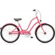 Electra Townie Original 3i EQ Ladies' - Grapefruit - Cruiser