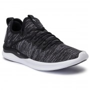 Обувки PUMA - Ignite Flash EvoKnit 190508 02 Black/Asphalt/White
