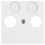 148609 - Zentralplatte pws f.2-loch Ant.-Dose 148609 - Aktionspreis - 2 Stück verfügbar
