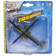 Maisto Tailwinds Ah-64 Apache without Stand (Green)