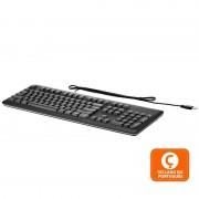 HP USB Keyboard Teclado (PT)