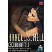 Cecilia Bartoli, Orchestra La Scintilla, William Christie - Handel: Semele (DVD)