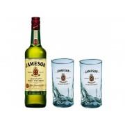 Jameson, 2 Glasses