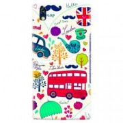 Husa silicon pentru Allview X2 Soul Style Welcome In London