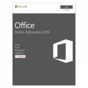 Microsoft Sw MICROSOFT Office Home & Business 2016 per Mac