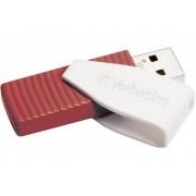 Verbatim Swivel USB-minne 16 GB Röd 49814 USB 2.0