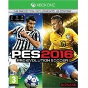 Pro Evolution Soccer 2016 Day 1 Edition, Бонусите включват: 1x Играч на годината, 1x Играч за 10 мача, 10,000 GP x 10 седмици, фигурка на Neymar JR, за XBOX ONE