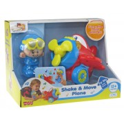 Little Learner Shake & Move Plane