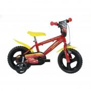 Bicicleta pentru copii CARS, 12 inch, maxim 6 kg, 3 ani+