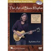 Hal Leonard - Robben Ford - Art Blues Rhythm DVD