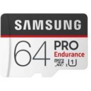 Samsung PRO Endurance 64 GB MicroSDXC Class 10 100 MB/s Memory Card