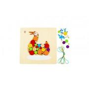Hape - DIY Crafts - Duck Décor Wooden Mosaic Wall Art Kit