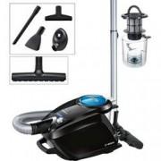 Bosch Haushalt Vysavač Bosch Haushalt BGS5SMRT66 Relaxx'x ProSilence66, 700 W, černá, modrá