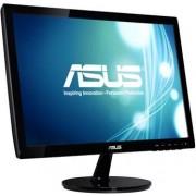 """Monitor 18.5"""" Asus LCD LED VS197DE, 1366x768, 200 cd/m2, 50 000 000:1, 5ms, black"""