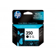 Hp ORIGINALE HP 350 NERA STANDARD CARTUCCIA ORIGINALE CB335EE CAPACITA' 200ML