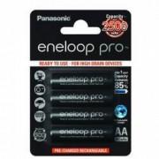 Acumulatori Panasonic Eneloop Pro AA R6 2500mAh 4 bucatiblister