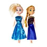 Frozen Anna Elsa Fashion Doll (Mini) Exclusive Deal