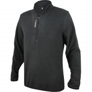 Bluza barbati Reebok Fitness Fm 1/4 ZIP Fleece Top AX9068