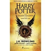 Harry Potter y El Legado Maldito, Paperback/J. K. Rowling