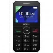 """Mobilni telefon ALCATEL 2008G, 2,4"""", 1400mAh Full Black"""